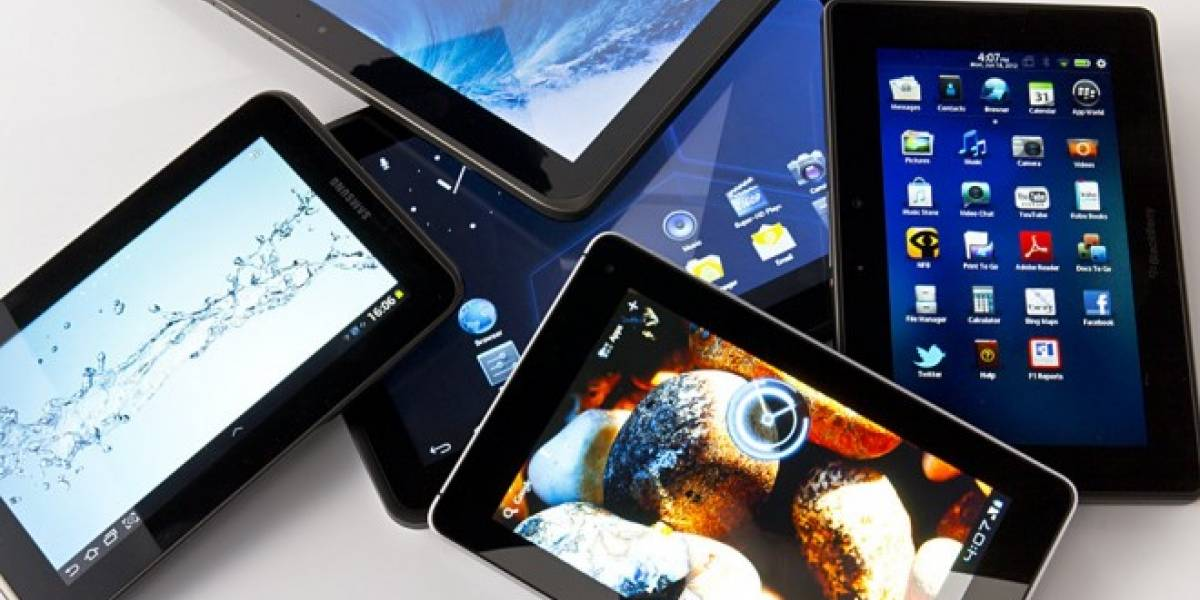 Por primera vez los despachos de tabletas caen en cifras anuales