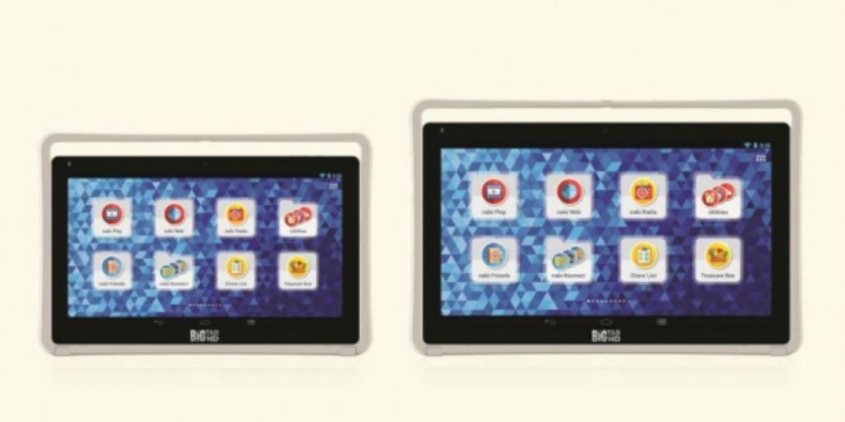 Fuhu anuncia tablets de 20 y 24 pulgadas para la familia