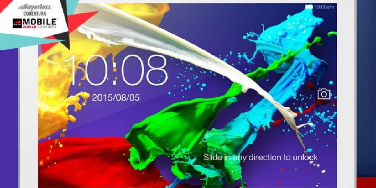 Lenovo Ideapad MIIX 300, TAB 2 A8 y A10-70 las tablets del #MWC15