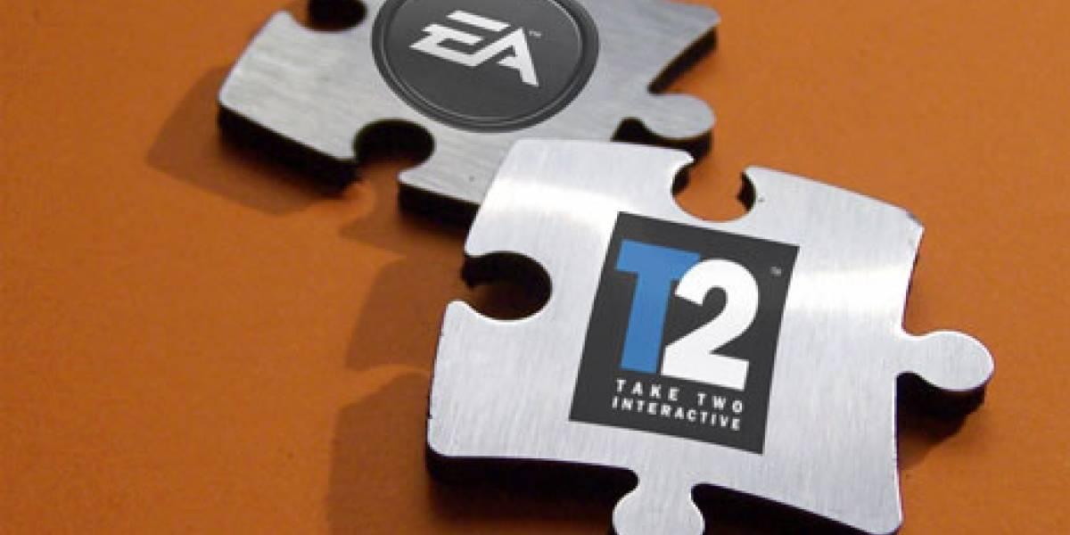 EA quiere a Take Two, Take Two no quiere a EA
