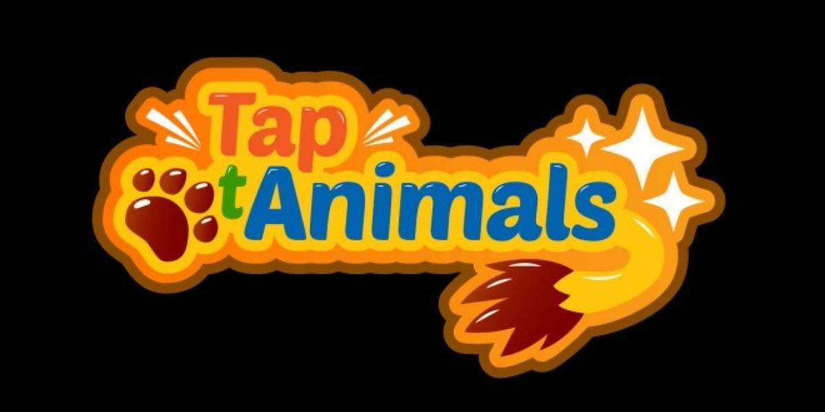 TaptAnimals, juega armando la mayor cantidad de grupos en solo 60 segundos