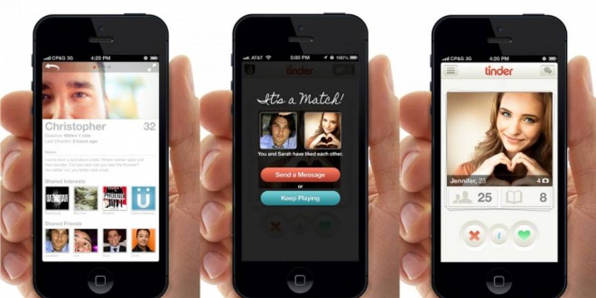 Versión pagada de Tinder llegará en marzo con búsquedas internacionales