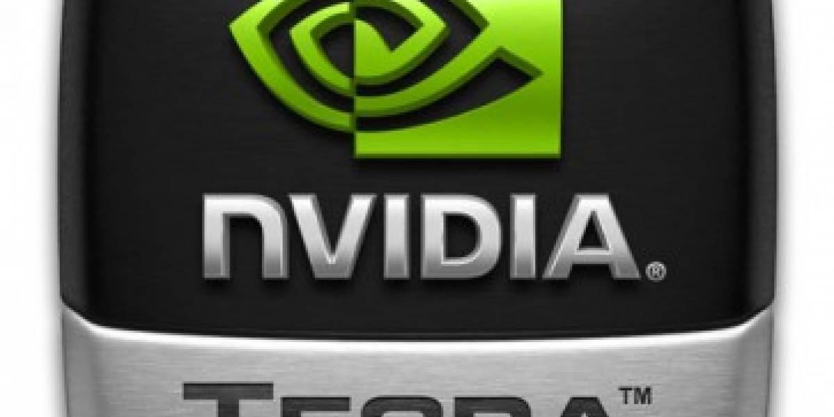 Tegra de NVIDIA no se vende bien