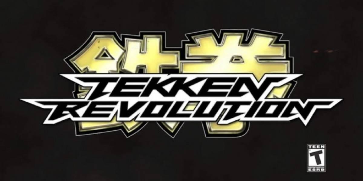Tekken Revolution, un nuevo juego de peleas F2P para PlayStation 3 #E3