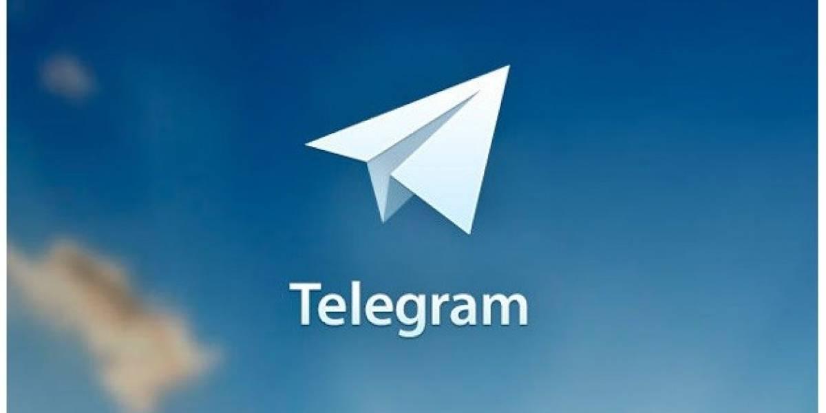 Telegram para iOS y Android se actualiza incorporando mensajes de voz