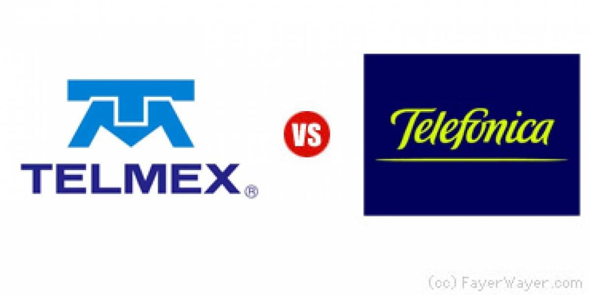 Telmex Chile demanda a Telefónica Chile