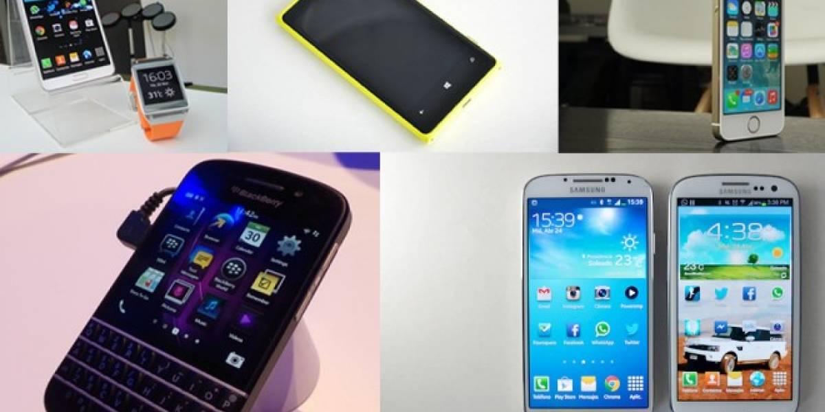 Los productos que pasaron por nuestras manos en 2013