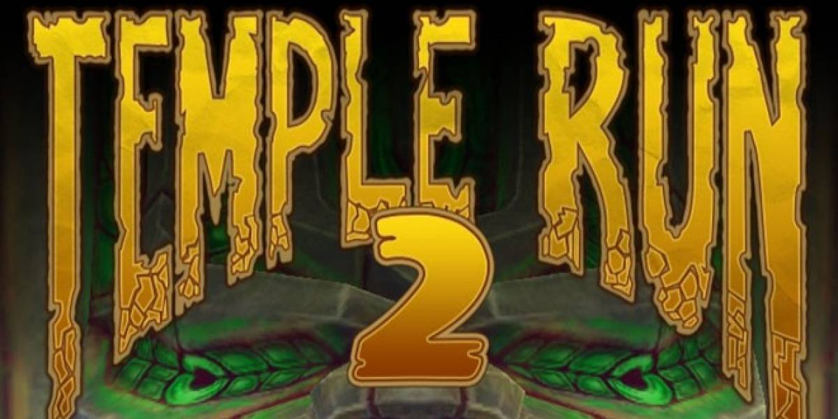 Temple Run 2 ya está disponible en la App Store