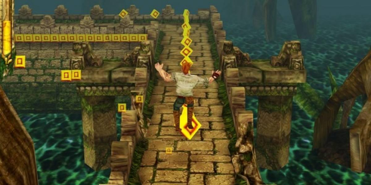 Un clon de Temple Run consigue 10 millones de descargas en Google Play