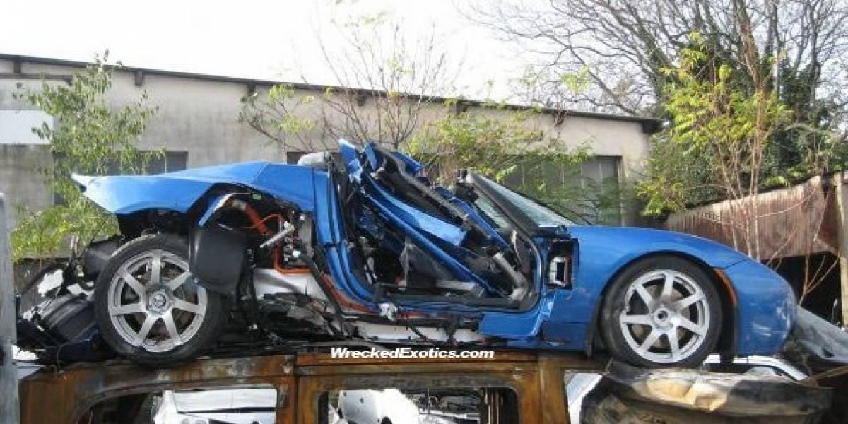 Tesla Roadster 160 km/h más tarde