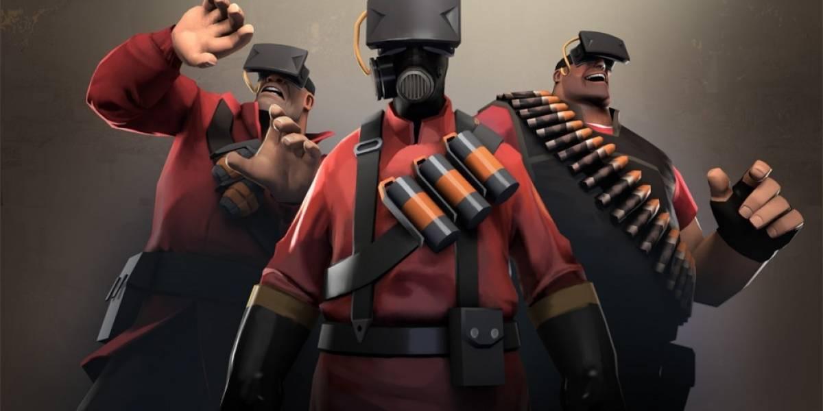 Valve lanza interfaz optimizada para Oculus Rift
