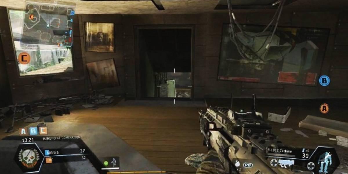 Comparativa: Titanfall en Xbox 360 no se ve tan mal