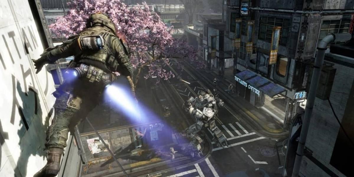 Titanfall en acción directamente desde [gamescom 13]