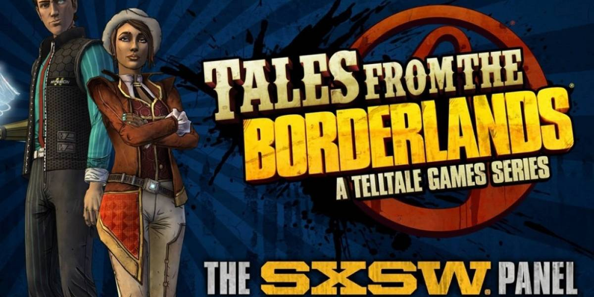 Toda la conferencia de Tales from the Borderlands en SXSW