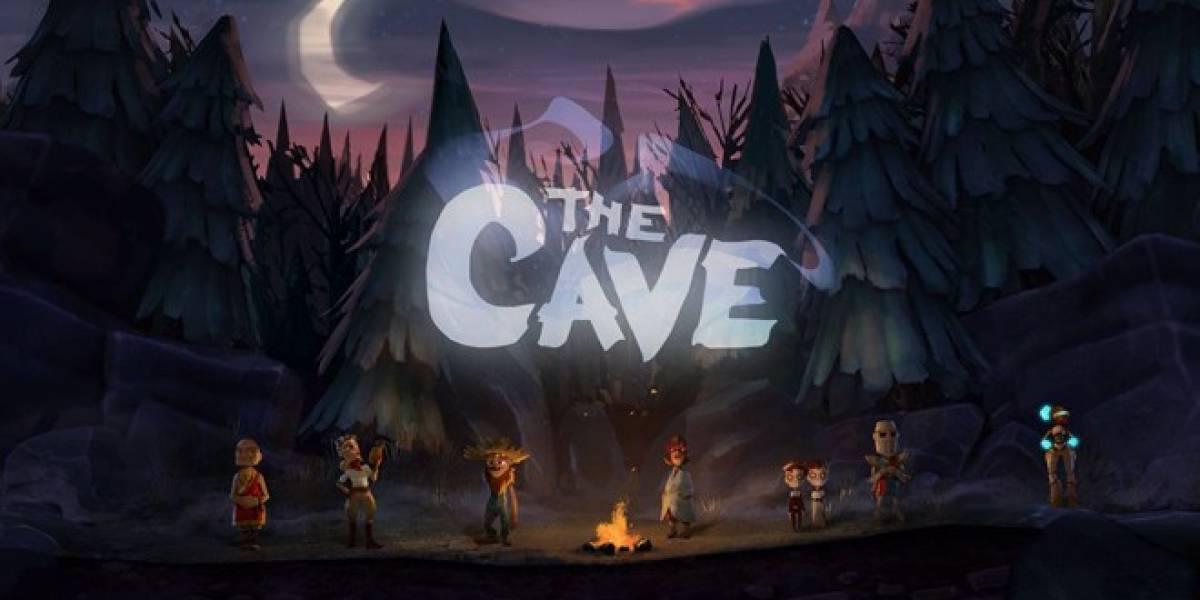 The Cave aterriza en Ouya