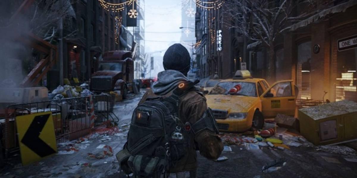 The Division no está para PC, pero tampoco descartan llegar allí y otras plataformas #E3