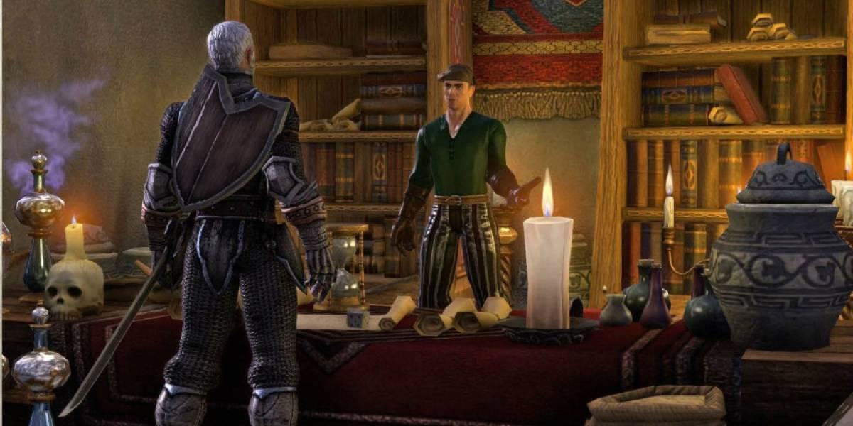 The Elder Scrolls Online comienza mañana su beta en consolas