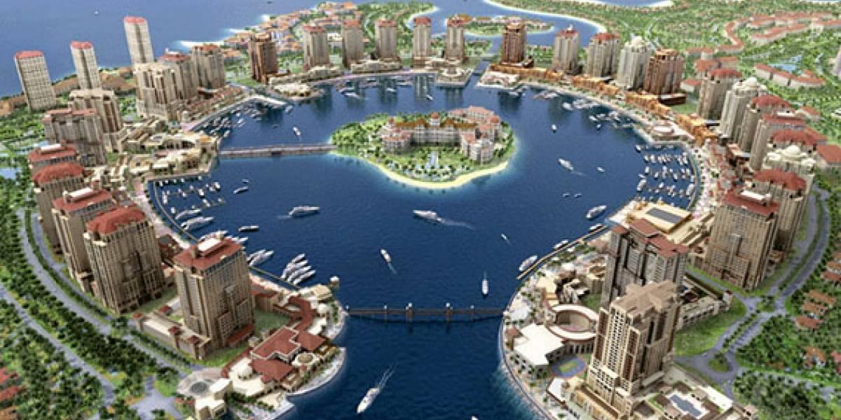 Cómprate un palacio en The Pearl-Qatar