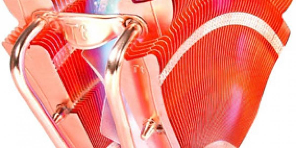 Thermaltake V1: Una joyita de cobre