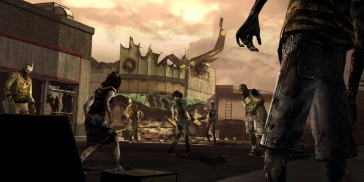 Segunda temporada de The Walking Dead ya disponible en PS Vita