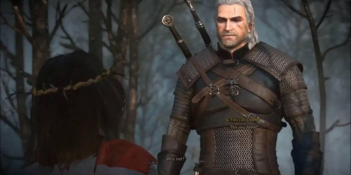 Tres minutos de jugabilidad de The Witcher 3: Wild Hunt