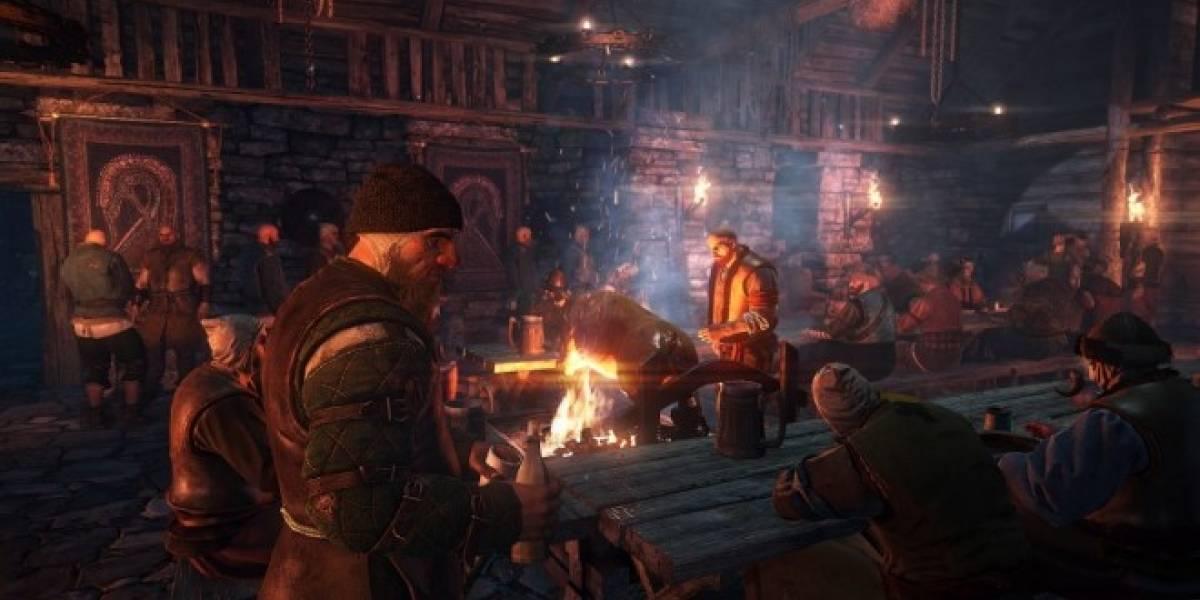 The Witcher 3 no saldrá en las consolas actuales para no comprometer la visión del juego
