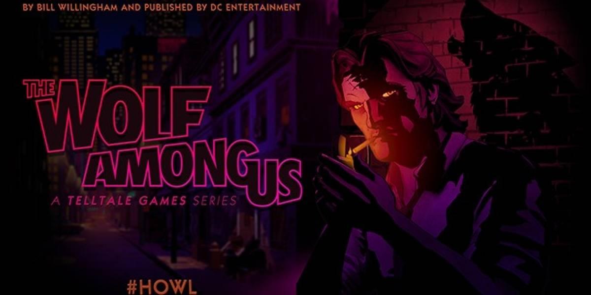 Telltale Games explica las novedades narrativas en The Wolf Among Us