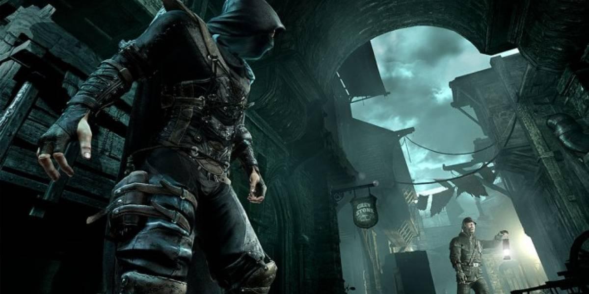 Así se juega Thief en la nueva generación de consolas #E3