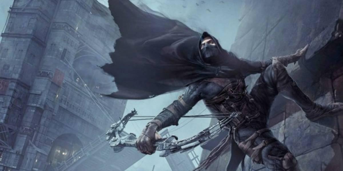 Thief estrena tráiler protagonizado por Garrett #E3