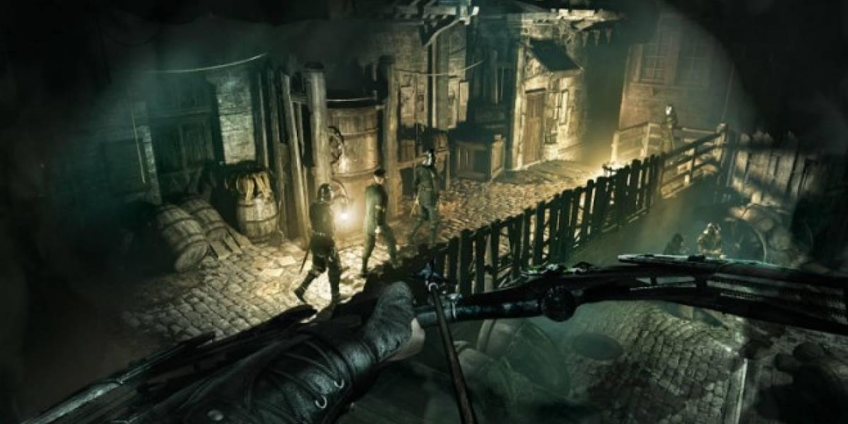 Thief llegará también a Xbox 360 y PlayStation 3