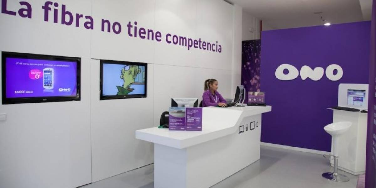 Vodafone hace oficial la compra de Ono por 7.200 millones de euros