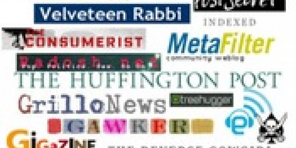 Time elige los 25 mejores blogs y a 5 sobrevalorados
