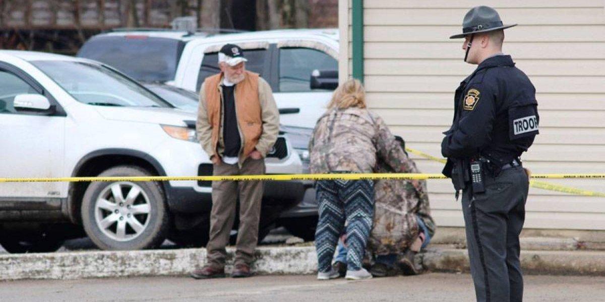 Tiroteo en un car wash deja 5 muertos en Pensilvania
