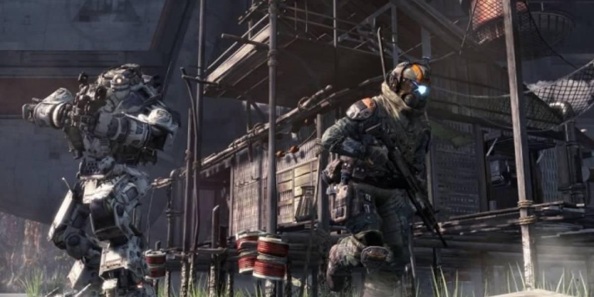 Respawn Entertainment muestra Titanfall y llegará el 2013 #E3