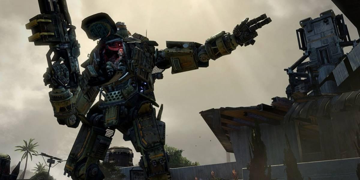 Respawn: Titanfall será un shooter poco convencional