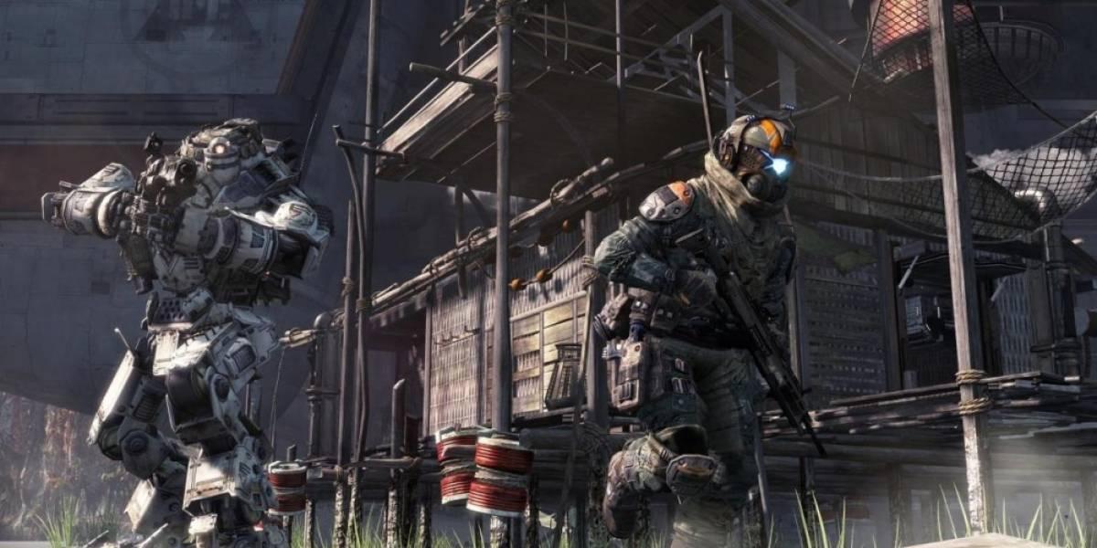 Titanfall no se lanzará en Sudáfrica
