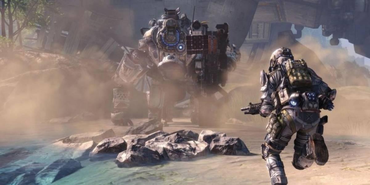 EA ya está enviando invitaciones para la fase alpha de Titanfall
