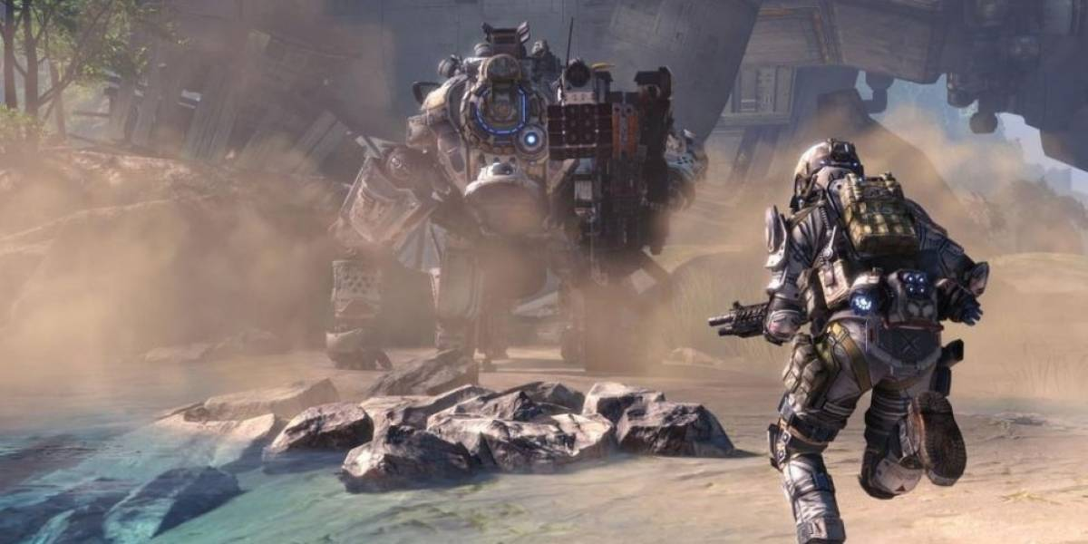 La beta de Titanfall recibió a más de 2 millones de jugadores