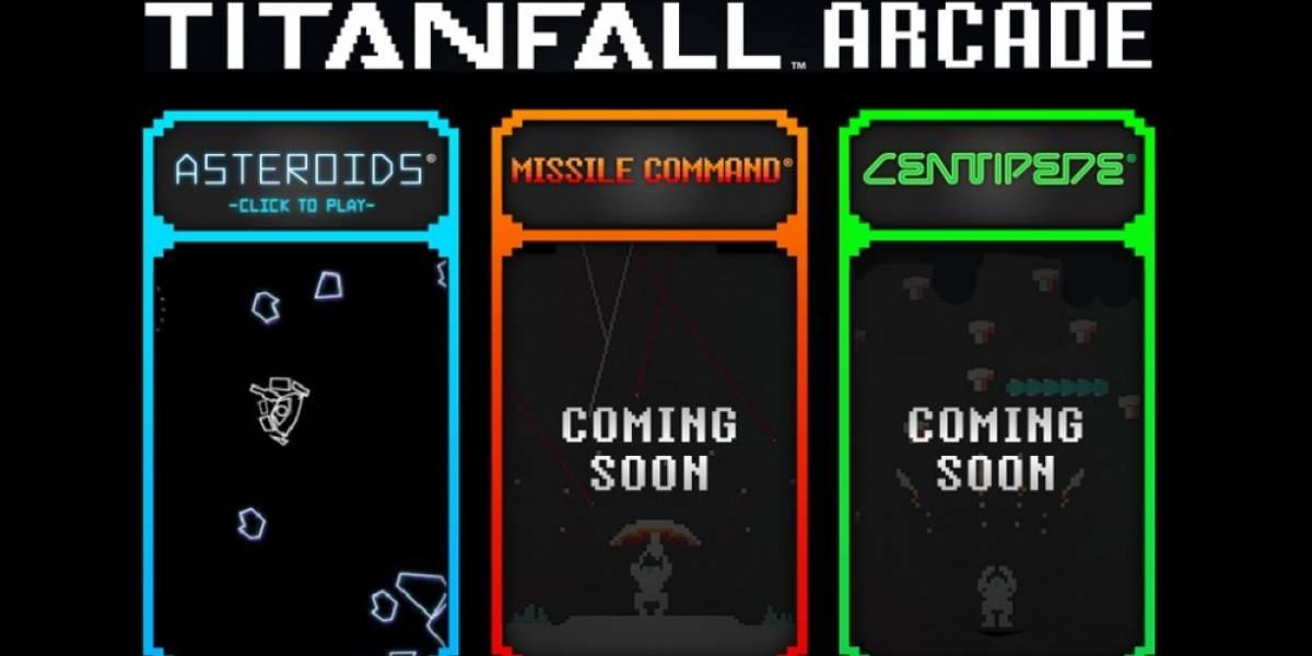 Mira el resultado de integrar juegos clásicos con Titanfall