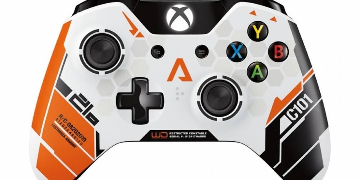 Titanfall aterrizará con control exclusivo a Xbox One