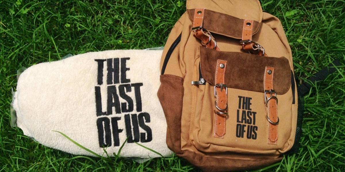 Niubie y Sony México te regalan una genial mochila de The Last of Us