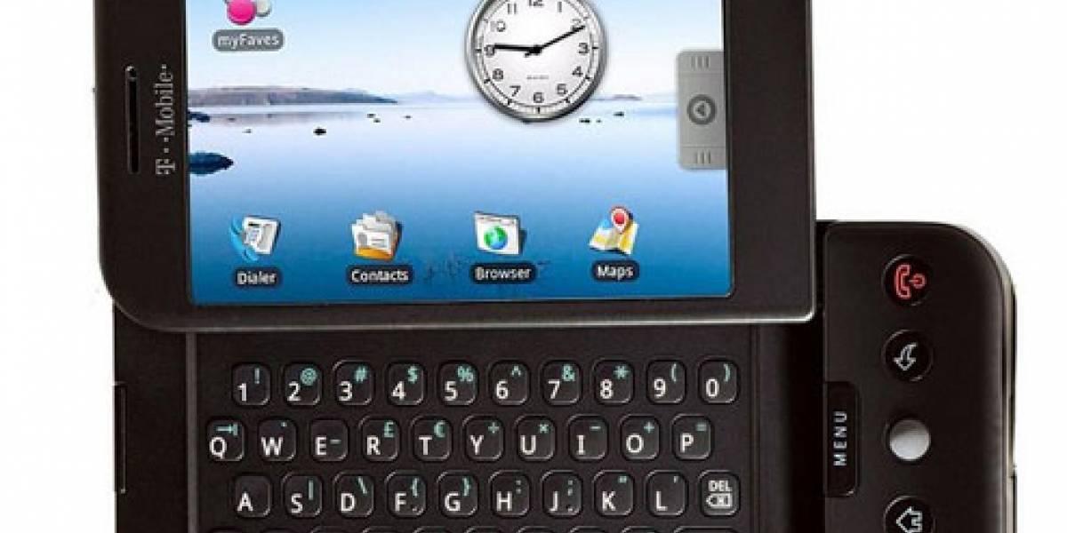 HTC espera vender más de 1 millón de G1 al terminar el 2008