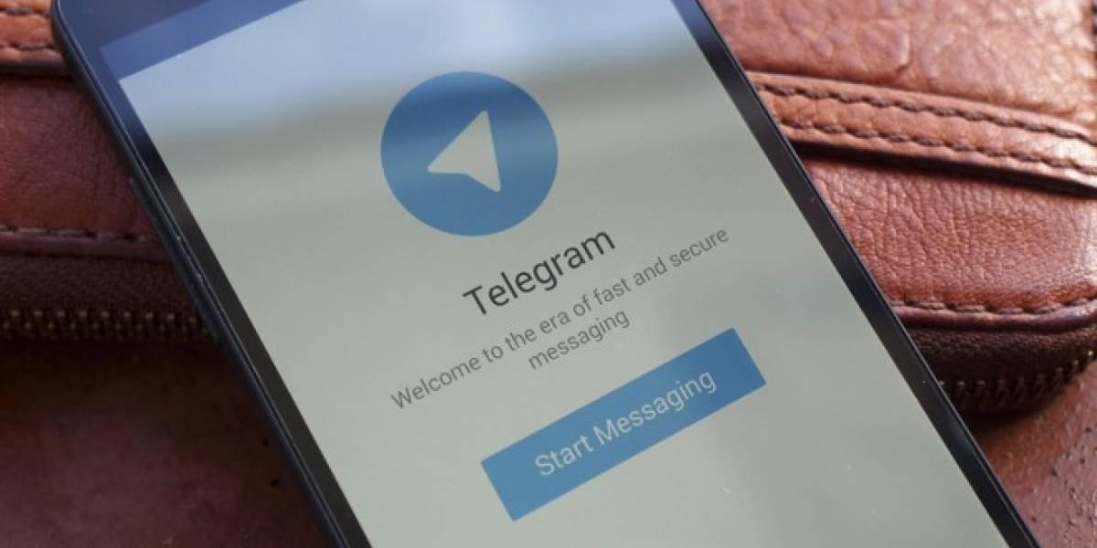Telegram ofrece un premio de USD$300.000 para quien resuelva su cifrado de datos
