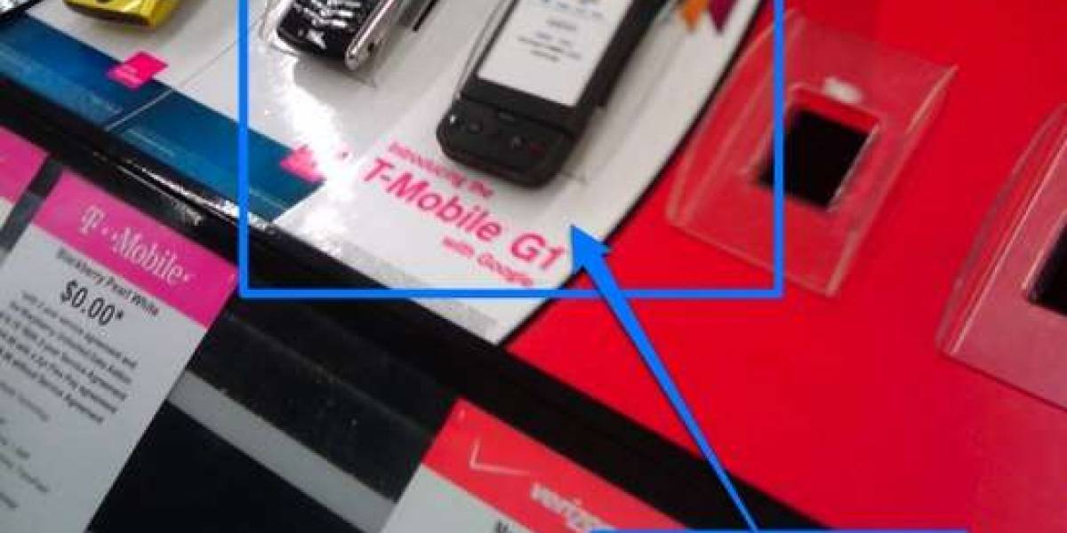 Futurología: El G1 será más barato en Walmart