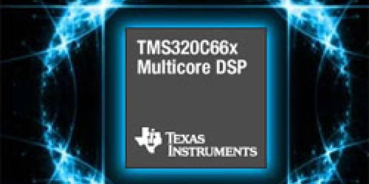 Texas Instruments TMS320C66x DSP: El más veloz del mercado