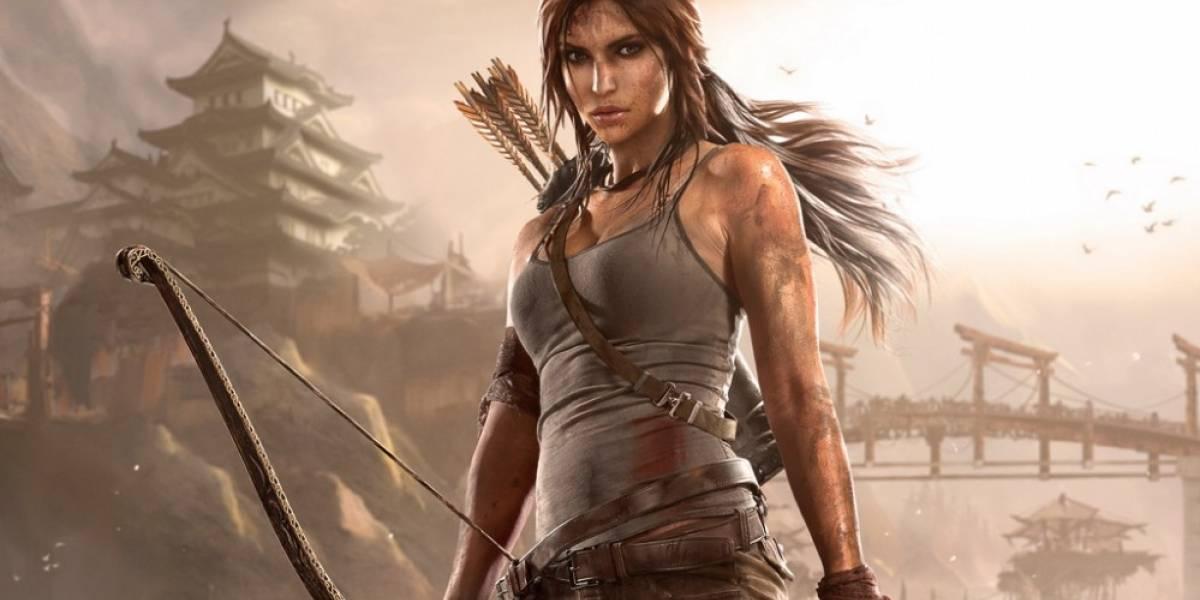 Tomb Raider: Definitive Edition llegará a Xbox One y PlayStation 4 [VGX 2013]