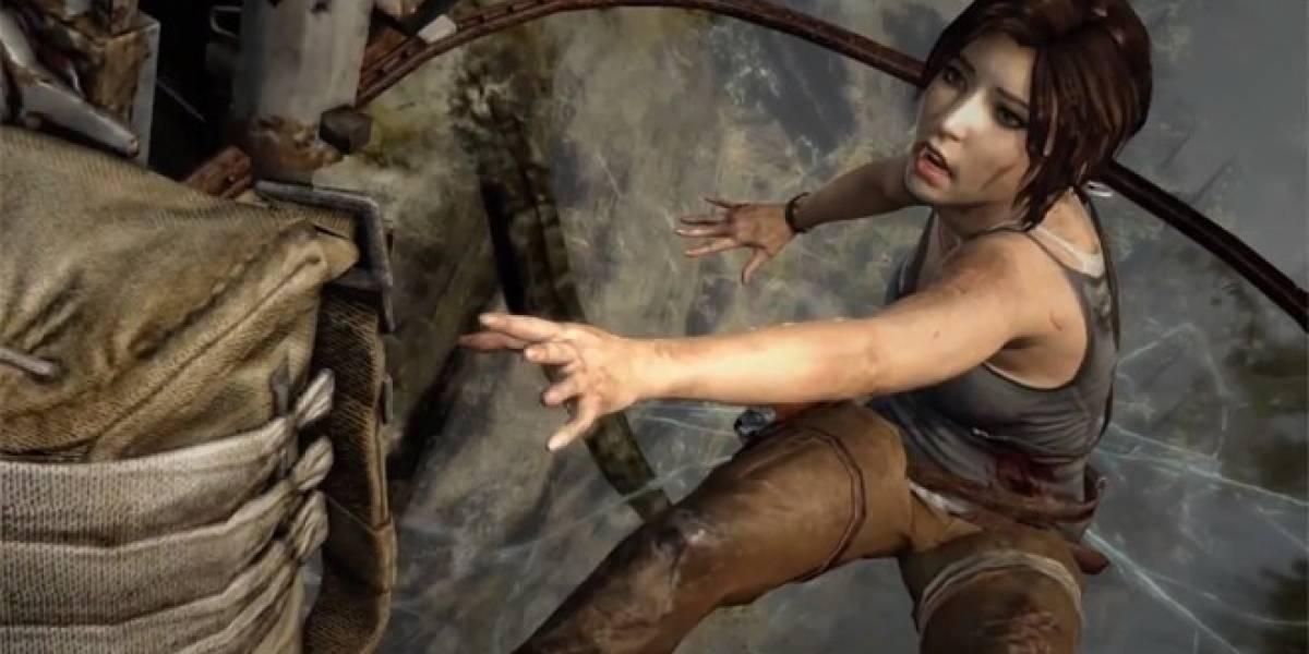 Tomb Raider y su tráiler de lanzamiento nos dice que hay un sobreviviente en todos nosotros
