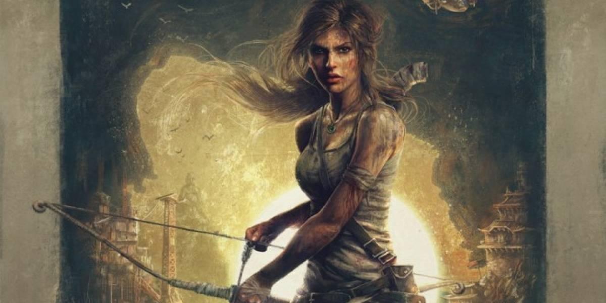 En menos de 2 días, Tomb Raider ya superó el millón de jugadores