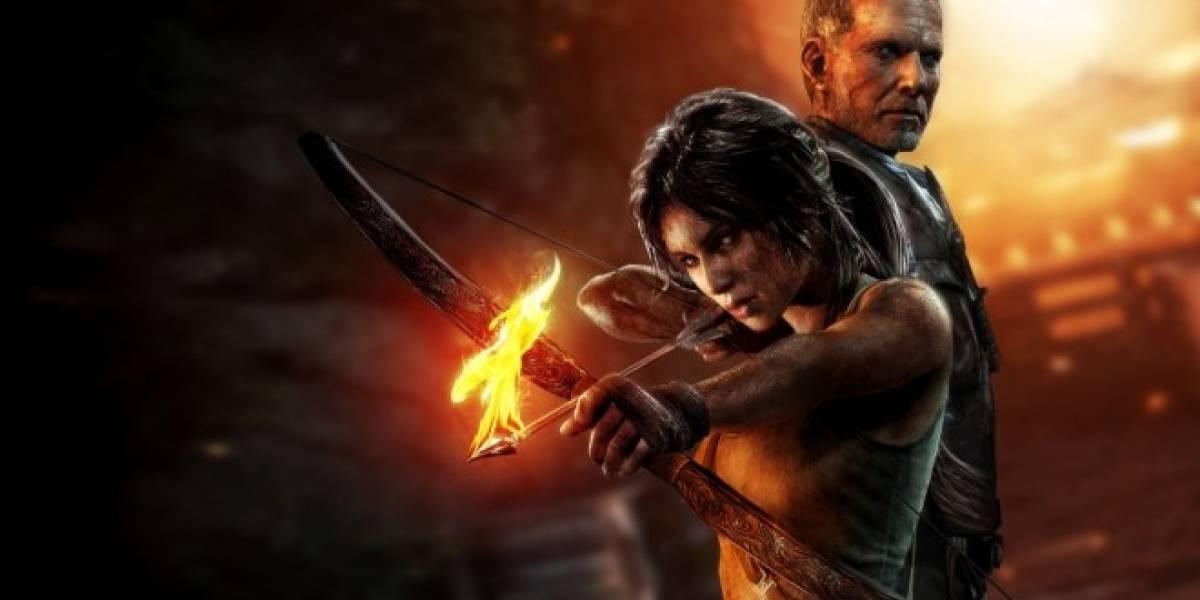 Tomb Raider alcanza los anhelados 6 millones de Square Enix