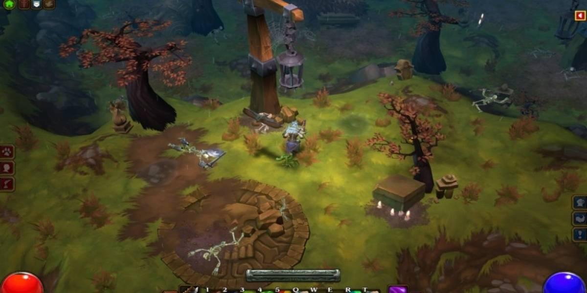 Torchlight II vende más de 2 millones de copias